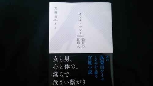 【小説】  『 インテイマシー     喪服の貴婦人』
